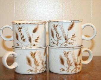 Earthy Coffee Set,natural cup,nature mug,mugs,cups,cup,mug,tea cups,coffee cup,cup cozy,cup set,cup of tea,cup of joe,ceramic cup,mug set