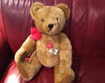 German Hermann Mohair Teddy Bear