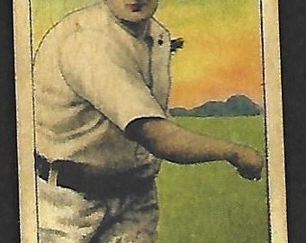 new just in 1909/11 e90-1 american caramel honus wagner throwing card