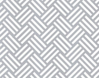 Tatami (Slate) - BEKKO - Trenna Travis - Michael Miller Fabrics - 1 Yard
