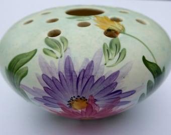 1920s Art Deco E Radford HJ Wood Vintage Posy Vase Vintage Flower Vase Vintage Vase Art Deco Vase Vintage Housewares Vintage Home Decor
