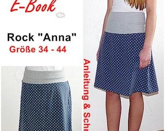 """EBook - Rock """"Anna"""" Gr. 34-44"""