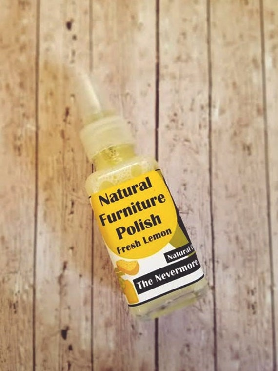 Natural Furniture Polish Non Toxic Home by