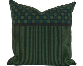 Cushion Cover Vintage 1970s Abacus  Fabric Peter Hall For Heals