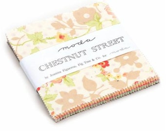 Chestnut Street Charm Pack by Fig Tree Quilts - Moda