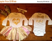 MEGA SALE Gold Glitter Birthday Diy printable Heart One First Birthday Iron On Transfer Digital Image Photo Prop Pdf FILES only for Bodysuit