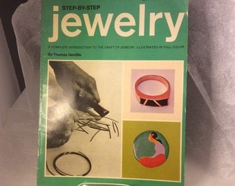 Gentile Step By Step Jewelry Making Vintage Instruction Manual