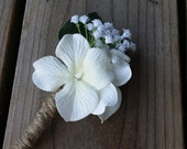 Custom Bridal Order - Bouts and Corsages