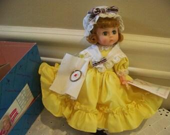 Curly Locks 8 inch madame alexander doll