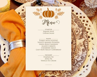 give thanks thanksgiving dinner invitation printable wood fall. Black Bedroom Furniture Sets. Home Design Ideas