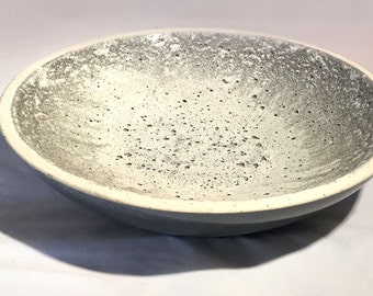 Lunar Concrete Bowl