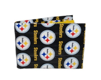 Pittsburgh Steelers Duct Tape Wallet