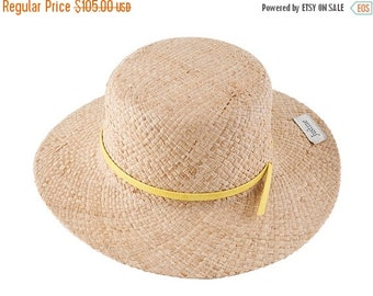 Summer Sale 10% Off Summer Straw Hat, Nina