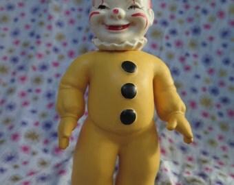 Edward Mobley, Clown, squeak toy
