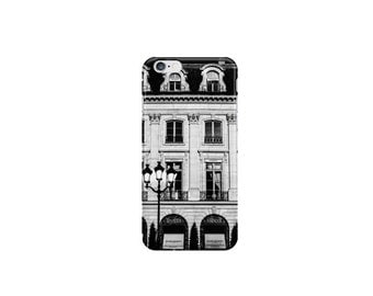 Black and White Paris iPhone 6 case - iPhone 6 s case, iPhone 6s plus case