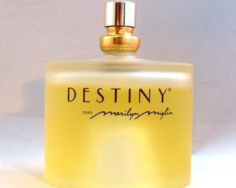 Vintage 1990 Destiny by Marilyn Miglin 1.7 oz Eau de Parfum Spray PERFUME