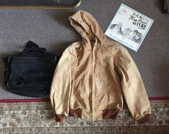 Carhartt Mens Small Work Jacket