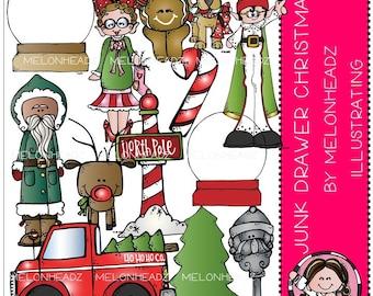 Christmas clip art - Junk Drawer - Combo Pack