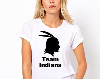 Thanksgiving Shirt Team Indians