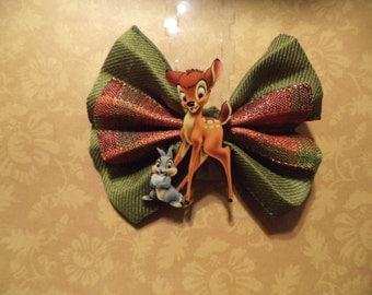 Bambi & Thumper  /  Hair Bow