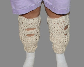 Torn Leg Warmers, Boot Socks Women, Wool Legwarmers, Plus Size Leg Warmer, Ripped Leggings, Legwarmers Knit, Tattered Leg Warmers, Yoga