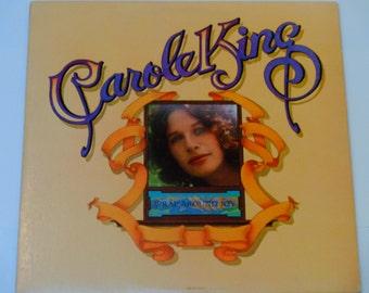 "Carole King - Wrap Around Joy - ""Jazzman"" - ""The Best Is Yet to Come"" - Ode Records 1974 - Vintage Vinyl LP Record Album"