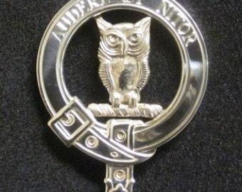 Faldareux Scottish Clan Crest Badge