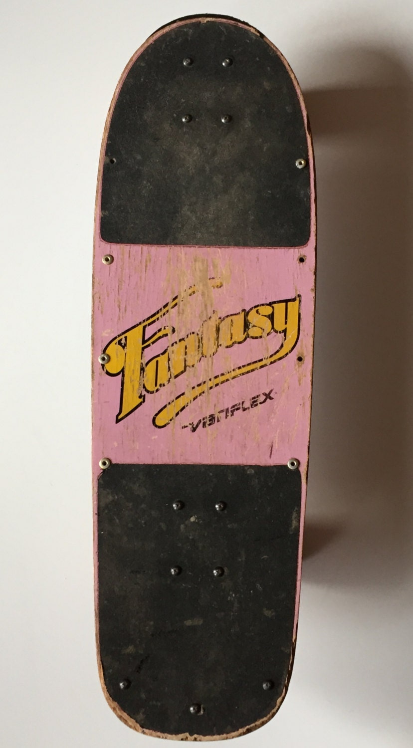 vintage retro variflex fantasy skateboard circa 1980s. Black Bedroom Furniture Sets. Home Design Ideas