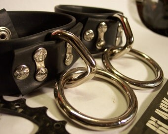 Wrist and Ankle Cuff Set