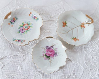 Vintage Trinket Dish Collection Japan