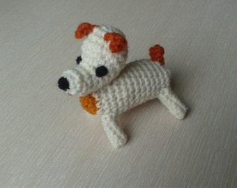 Dog toy crochet Chihuahu  Doll