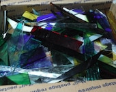 Glass Pieces My Choice of Colors Fifteen Pounds