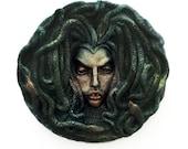 She's staring at you - Medusa Soap, 9 oz. Bath Sabbath Exclusive
