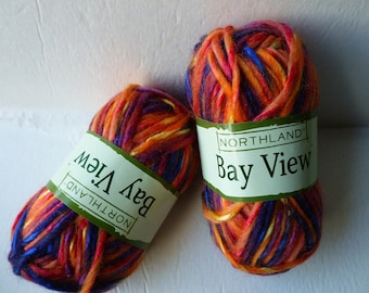 Yarn Sale  - Summer Sunset Bay View  by Northland