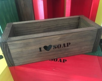 3 Pound Wooden Soap Mold -- for Coldprocess Soap making and Hotprocess Soap making -- Soapmaking Supplies -- Wicked Soap Supplies