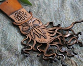 Cthulhu Kraken Ornament With Top Hat Lovecraft