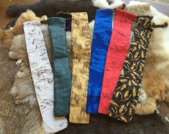 Athame bags - blade knife socks covers decorative sleeves