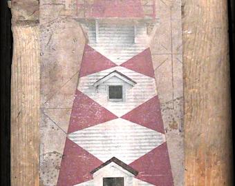 Lighthouse Hang Tags set of 3