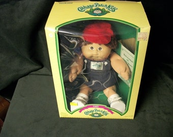 Cabbage Patch Kids COLECO 1985 Chauncey Meyer Xavier Roberts New in Box