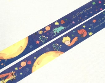 1 Roll of Limited Edition Washi Tape: The Little Prince