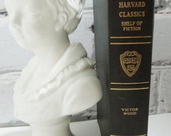 On Sale Price Notre Dame De Paris. By Victor Hugo. The Hunchback of Notre Dame. Vintage Hardback Book. Circa 1950's. Famous Works of Literat