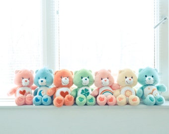 Care Bears print