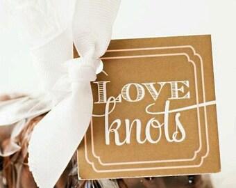 Chocolate Covered Pretzel Favors - (Set of 24); Personalized Wedding Favors; Bridal Shower Favors, Party Favors