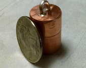 Tiny Copper Memento Box Workshop at Maine Jewelry and Art, 100 Harlow Street in Bangor Maine