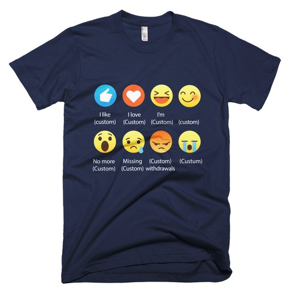 Emoji (emoticon) Sayings T-Shirt (Choose an Activity, Sport, or Custom) (Kids & Youth)