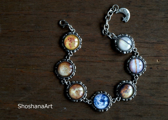 solar system bracelet materials - photo #14