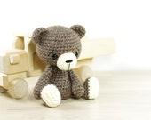 SALE -50% | Crocheted teddy bear