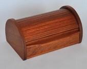 Roll Top Austalian Red Cedar Box