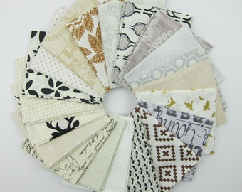 Grandma's Low Volume Fat Quarter Bundle - 20 Fat Quarters - 5 Yards Total