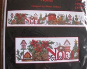 Noel - Counted Cross Stitch Kit